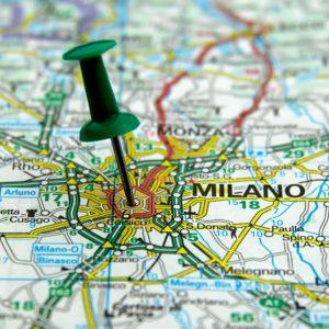 Servizio di Distribuzione postale di Delivery Agency - Milano
