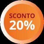 Sconto del 20% sulle spedizioni veloci - Pony Express Milano