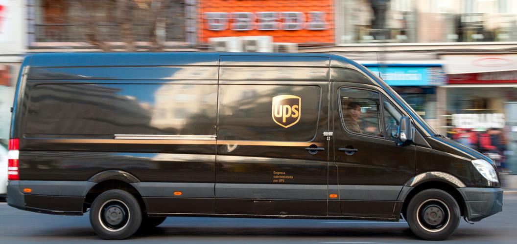 Corriere espresso con vettore UPS - Spedizioni su tutta italia