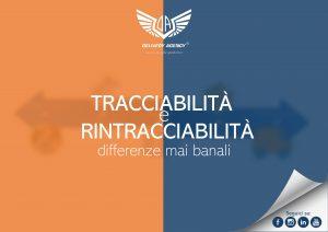 Tracciabilità rintracciabilità