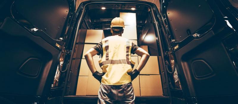 Milano - Trasporto e consegna di merci voluminose e materiali ingombranti